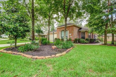 Spring Single Family Home For Sale: 131 E Foxbriar Forest Circle