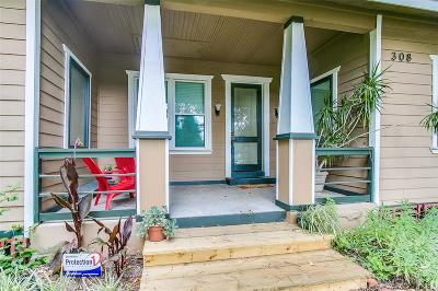 Houston Single Family Home For Sale: 308 Northwood Street