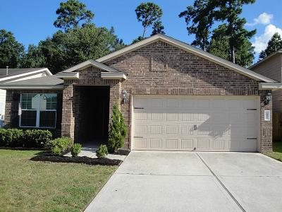 Conroe Single Family Home For Sale: 2033 Vanamen Court