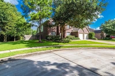 Katy TX Single Family Home For Sale: $390,000