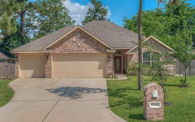 Montgomery Single Family Home For Sale: 12430 Brightwood Drive