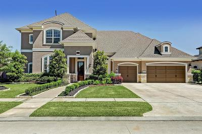Friendswood Single Family Home For Sale: 1821 Anna Way