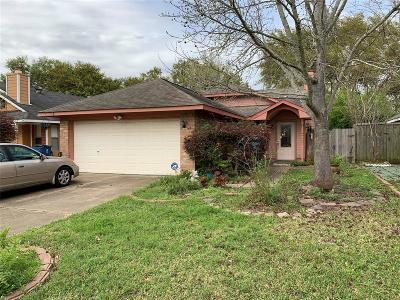 Houston Single Family Home For Sale: 16106 Barbarossa Drive