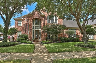 Richmond Single Family Home For Sale: 4307 Lake Lavon Court