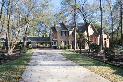 The Woodlands Single Family Home For Sale: 27 Southgate Drive