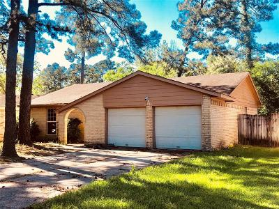 Spring Single Family Home For Sale: 4931 Adonis Drive