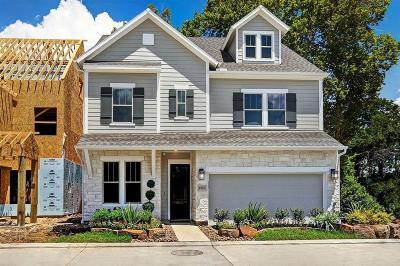 Houston Single Family Home For Sale: 1519 Aldana Place