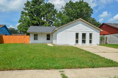 Houston Single Family Home For Sale: 8623 Valley South Drive