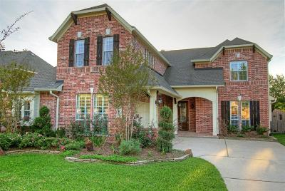 Conroe Single Family Home For Sale: 123 Arbor Ridge Court