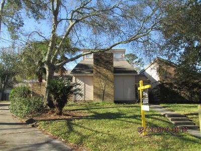 Spring Single Family Home For Sale: 6811 Sir William Court