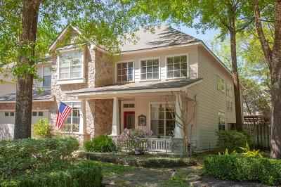 The Woodlands TX Single Family Home For Sale: $460,000