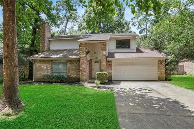 The Woodlands Single Family Home For Sale: 89 S Waxberry Road