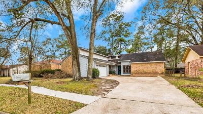 Houston Single Family Home For Sale: 6114 Great Oaks Drive