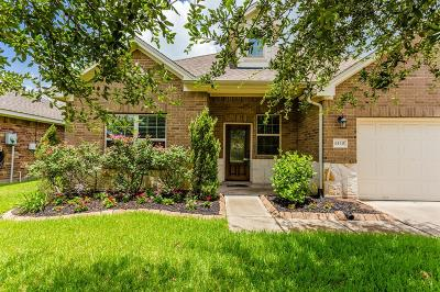 Rosenberg Single Family Home For Sale: 6110 Watford Bend