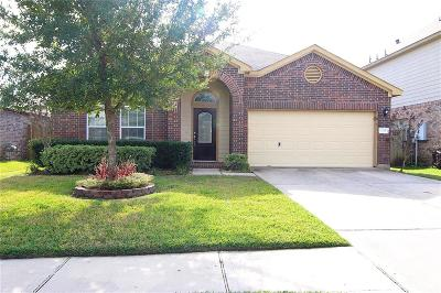 Conroe Single Family Home For Sale: 2215 Oak Rise Drive