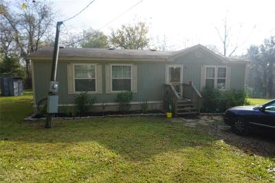 Dayton Single Family Home For Sale: 196 County Road 4535
