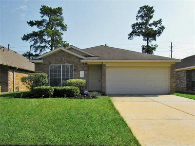 Spring Single Family Home For Sale: 24334 Park Gable Drive