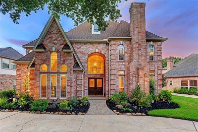 Katy Single Family Home For Sale: 1807 Wine Cedar Lane