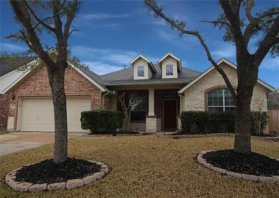 League City, League Single Family Home For Sale: 1121 Morning Creek Lane