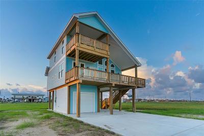 Galveston TX Single Family Home For Sale: $339,000