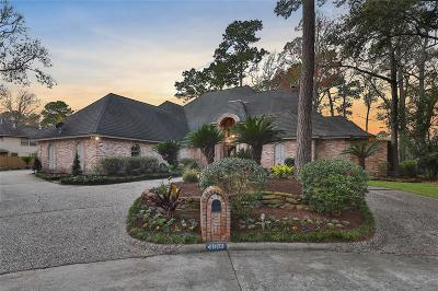 Kingwood Single Family Home For Sale: 4803 Big Falls Drive