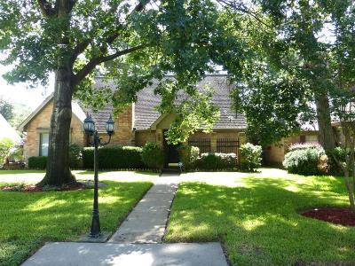 Houston Single Family Home For Sale: 8210 Waynemer Way