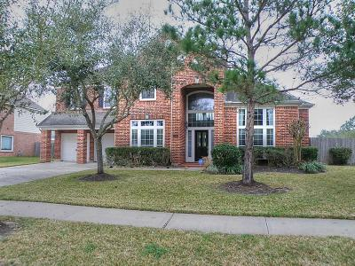 Friendswood Single Family Home For Sale: 3016 Autumn Harvest Drive