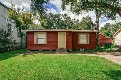Houston Single Family Home For Sale: 415 Delz Street