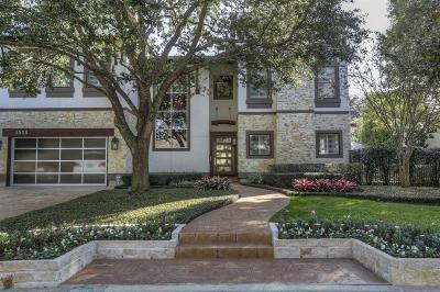Houston Single Family Home For Sale: 4523 Shetland Lane