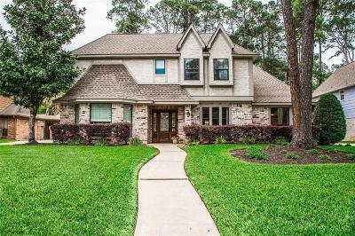 Spring Single Family Home For Sale: 6414 Willow Pine Drive