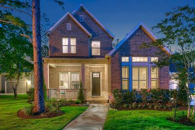 The Woodlands Single Family Home For Sale: 22 Hedgedale Way