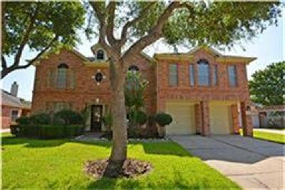 Sugar Land Single Family Home For Sale: 1015 Broken Trail Court