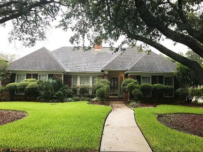 Sugar Land Single Family Home For Sale: 4110 Saint Ives
