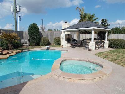Katy Single Family Home For Sale: 22510 Silvermist Lane