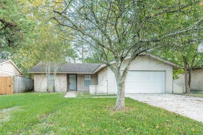 Spring, The Wodlands, Tomball, Cypress Rental For Rent: 4519 Reynaldo Drive