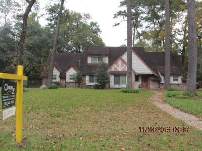 Single Family Home For Sale: 6222 Darby Way