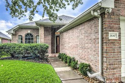 Pearland Single Family Home For Sale: 906 Peach Blossom Drive