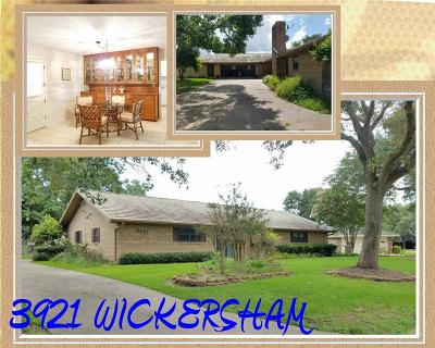 Bay City Single Family Home For Sale: 3921 Wickersham Street