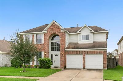 Katy TX Single Family Home For Sale: $236,925