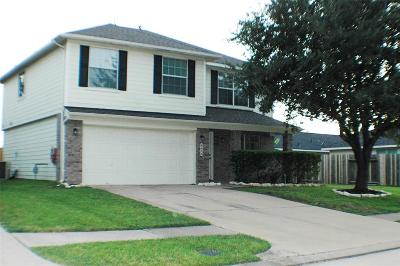 Katy Single Family Home For Sale: 6403 Hayman Drive