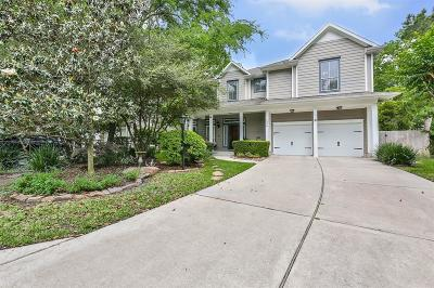 The Woodlands Single Family Home For Sale: 134 Hansom Trail Street