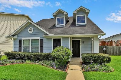 Houston Single Family Home For Sale: 19403 Green Chase Lane