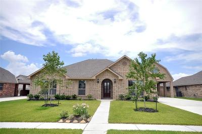 Manvel Single Family Home For Sale: 6711 Conroe Circle