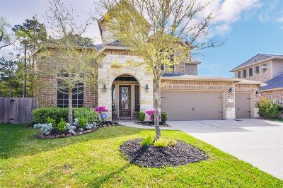 Humble Single Family Home For Sale: 17534 Stoney Rise Lane