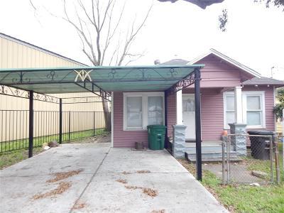 Single Family Home For Sale: 1304 Pinckney Street
