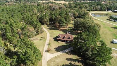 Montgomery Farm & Ranch For Sale: 23622 Sharp Road