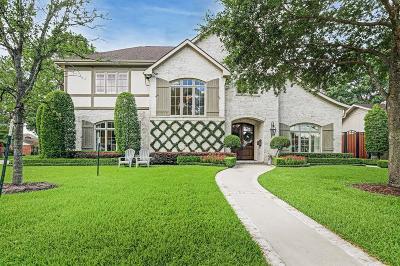 Briargrove Single Family Home For Sale: 6123 Del Monte Drive