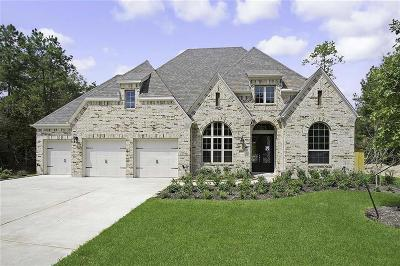 Conroe Single Family Home For Sale: 223 Calm Savanna Court