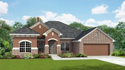 Conroe Single Family Home For Sale: 2025 Brookmont Drive