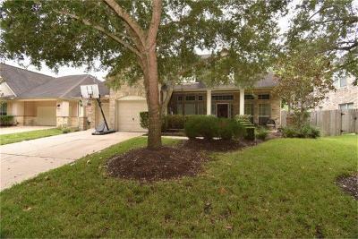 Missouri City Single Family Home For Sale: 3219 Chapel Creek Way